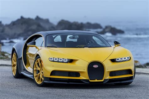 It is available in 1 variants, 1 engine, and 1 transmissions option: 2018 Bugatti Chiron Specs, Photos, Price, & Review