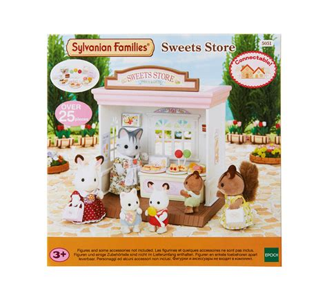 sylvanian families cuisine sylvanian families food shop theme sets range choose your set brand ebay