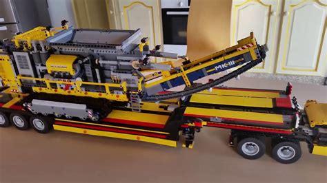 lego technic 42055 moc lego technic 42055 b rc