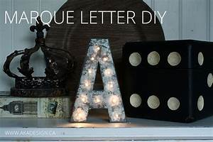 15 diy marquee letters and signs little red window With mini marquee letters