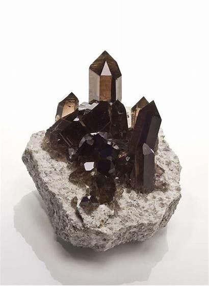 Quartz Switzerland Minerals Smoky Irocks Granite Mineral