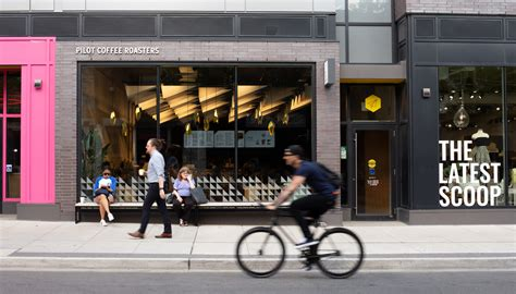 Pilot coffee on ossington is currently open but their offerings and services may be affected due to the pandemic. Cafe Case Study: Pilot Coffee Roasters, Toronto, Canada on Ossington Ave. - Modbar