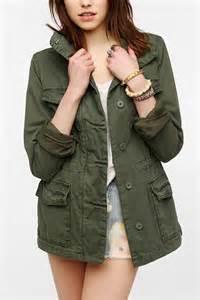 Green Bench Jacket