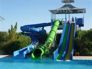 Beach Resorts with Water Slides