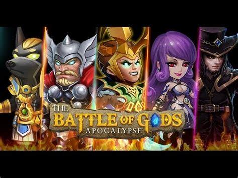 The Battle of Gods-Apocalypse Mod Apk - Ver.0.16.5