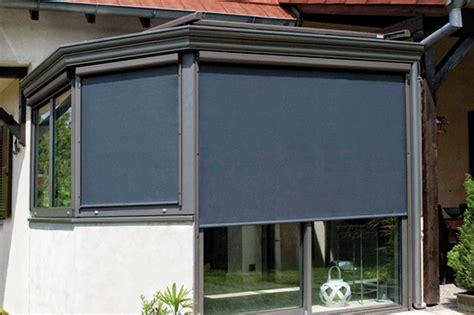 rideaux exterieur pour veranda stores volets de v 233 randa ecologis experts