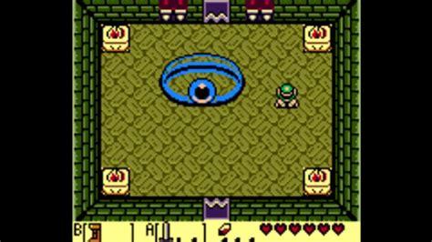 The Legend Of Zelda Links Awakening Boss 3 Slime Eyes