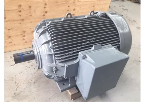 200 Hp Electric Motor by Used Unknown 200 Kw 270 Hp 6 Pole 415 V Ac Electric Motor
