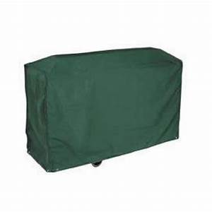deluxe dark green wagon bbq cover in high quality pvc With garden furniture covers high quality
