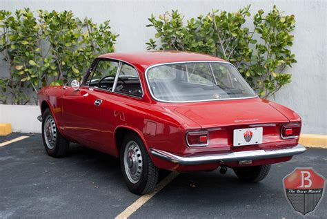 1965 Alfa Romeo by 1965 Alfa Romeo Giulia The Barn Miami