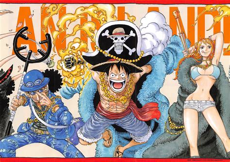 Napoleon-like Straw Hat Reference In Magazine Colorspread