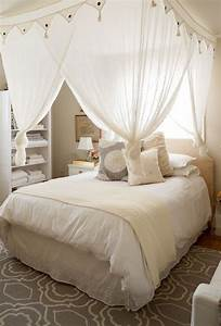 best 25 girls canopy beds ideas on pinterest canopy With bed canopy with lights for any whimsical look