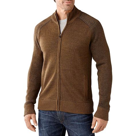 zip sweater mens smartwool 39 s pioneer ridge zip sweater mountain