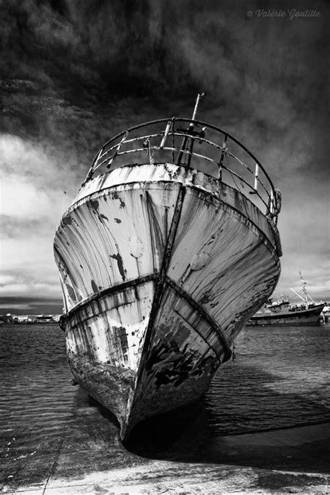 Dessin Bateau En Noir Et Blanc by Photographies De Bateaux Noir Et Blanc Port De Peniche