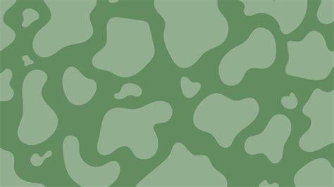 green cow print aesthetic pattern desktop laptop