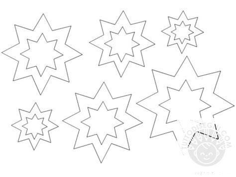 stelle clipart stelle da colorare archives tutto disegni