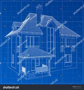 Free Photo  Building Blueprint