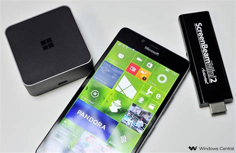 The Microsoft Lumia 950 Review  Windows Central