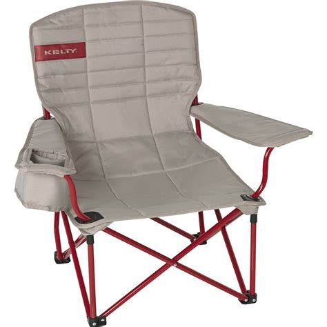 kelty folding lowdown chair tundra chili pepper