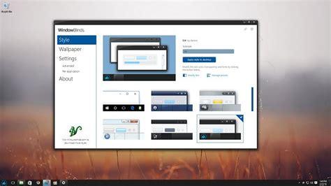 windowblinds  windows  desktop lets  customize