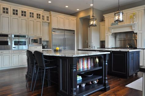 124  Great Kitchen Design and Ideas with Cabinets, Islands