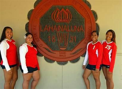 Volleyball Varsity Senior Sports Lahainaluna Shoot Shooter