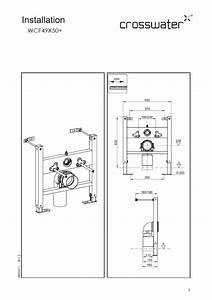 Wcf49x50  Installation Instructions
