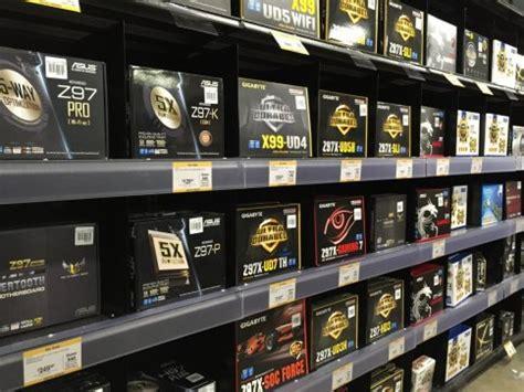 micro centers  houston store techblog