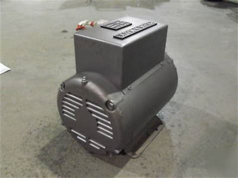 Phase Converter Rotary Matic