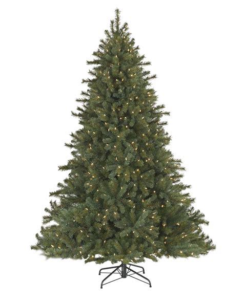 led pre lit artificial tree treetopia