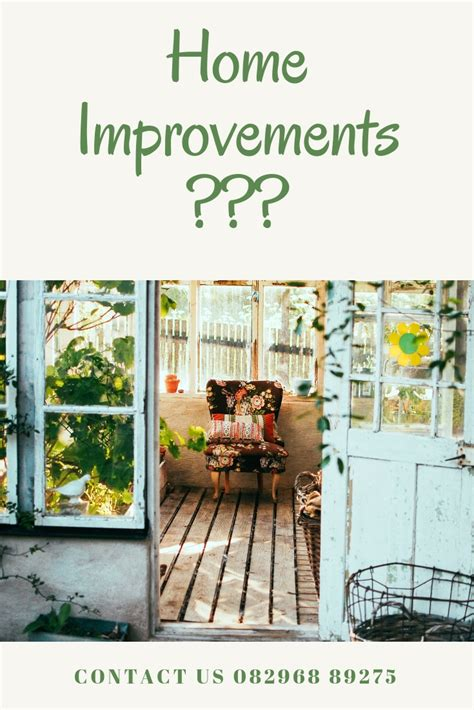 pre requisites  effective  added home improvements