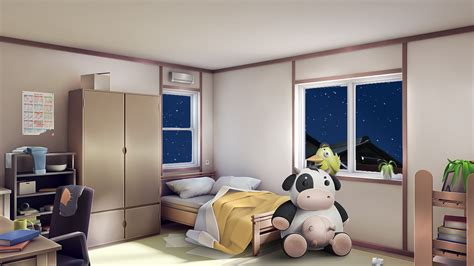 sayoris bedroom night   lights   ddlcmods
