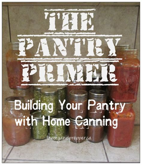 Market Pantry Water by The Pantry Primer Building Your Pantry On A Budget With
