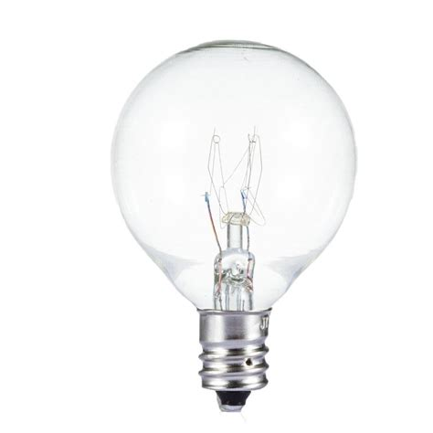 newhouse lighting weatherproof g40 replacement light bulbs