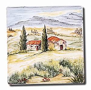 Decoration Murale Exterieur Provencale : carrelage d coration p turages motif design ~ Nature-et-papiers.com Idées de Décoration
