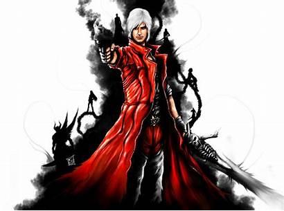 Dante Dmc Thegameworld Deviantart Fan