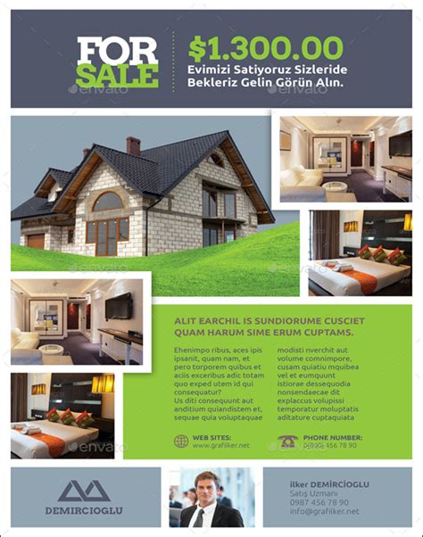 real estate flyer 100 free real estate flyer psd templates