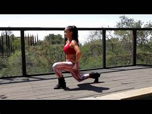 Legs & Buns Workout Videos by Rosa Acosta | GYM FLOW 100 ...