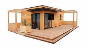 Chalet En Bois Habitable 20m2 : cuisine images about cabane abris jardin studio on plan ~ Dailycaller-alerts.com Idées de Décoration