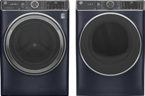 ge gfwspnrs front load washer gfdespnrs electric dryer
