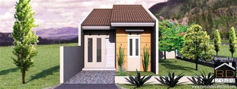 tampak depan renovasi rumah btn rumah desain