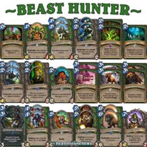 Hearthstone Beast Deck 2016 by 1000 Images About Hearthstone Decks On Decks