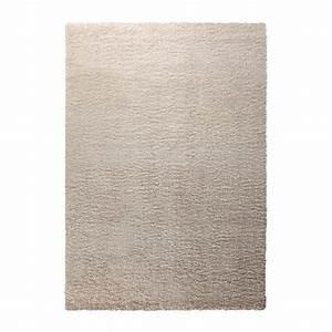 Tapis Shaggy Blanc : tapis blanc shaggy cosy glamour esprit home 200x290 ~ Teatrodelosmanantiales.com Idées de Décoration