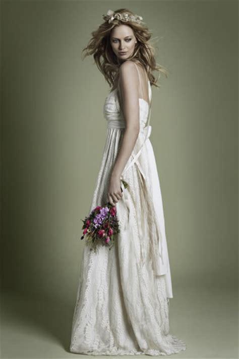 vintage boho wedding dress fashion belief