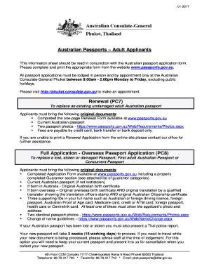 editable print passport application form fill print