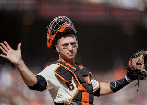 catcher disappointment buster posey baseball