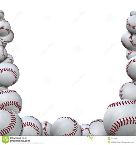 library  baseball page border graphic freeuse png files