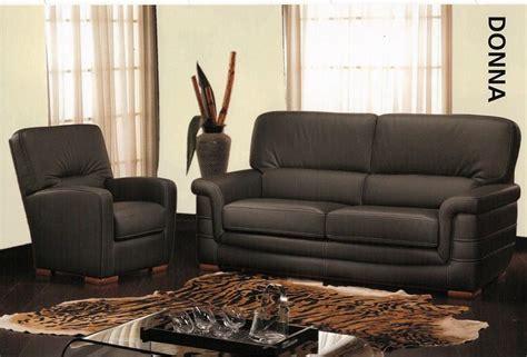 achat canap 233 et fauteuil donna pas cher meublespace