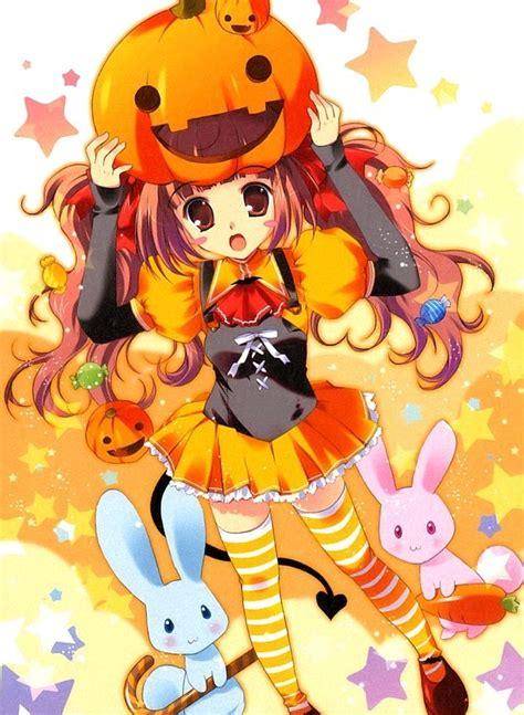 halloween manga  anime  android  iphone fondos movil