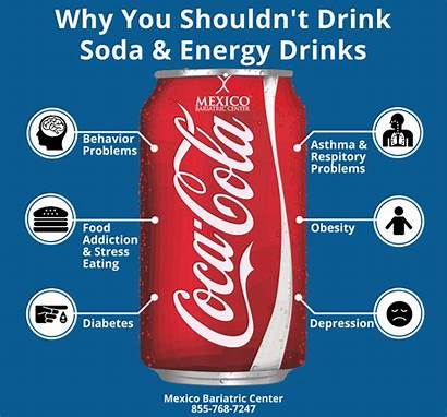 Soda Drinking Stop Drinks Weight Lose Energy